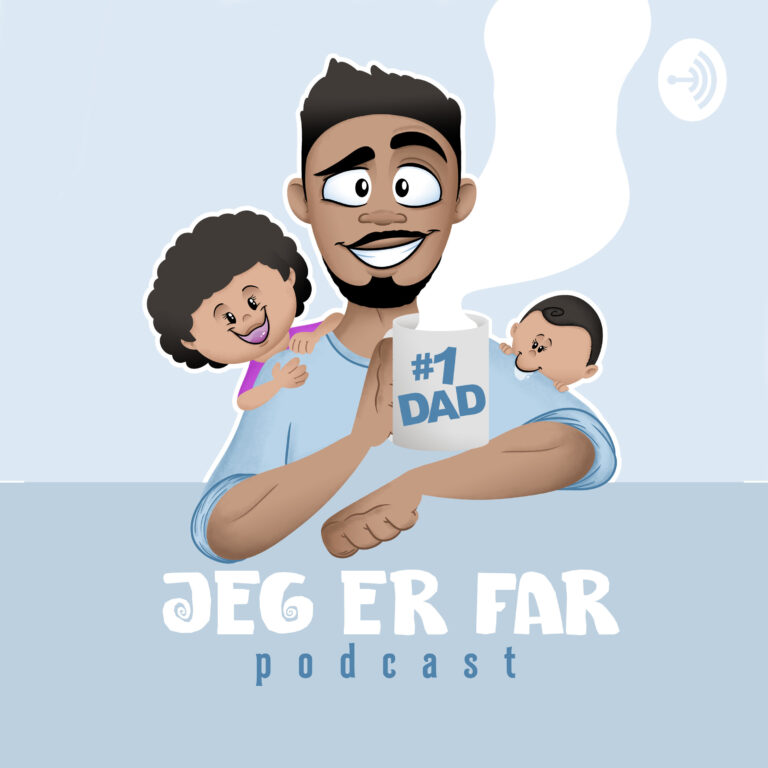 9. Episode – Lasse Madsen – Stand up komiker – Snart far til 2 – Jeg er far – Podcast